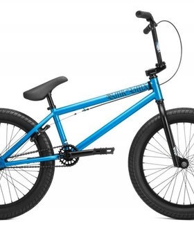 Kink 2019 Kink Curb Matte Aquatic Blue Bike