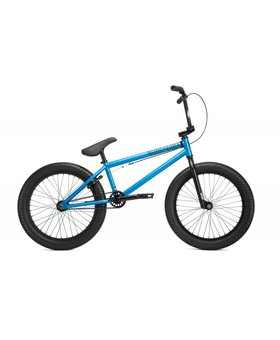 Kink 2019 Kink Curb Matte Aquatic Blue Bike