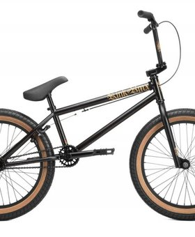 Kink 2019 Kink Curb Matte Black Goldsclager Bike
