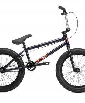 "Kink 2019 Kink Kicker 18"" Gloss Midnight Blue Bike"