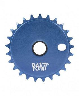 Rant Rant Stick 'Em 25T Blue Sprocket