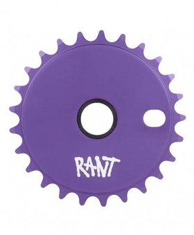 Rant Rant Stick 'Em 25T Purple Sprocket