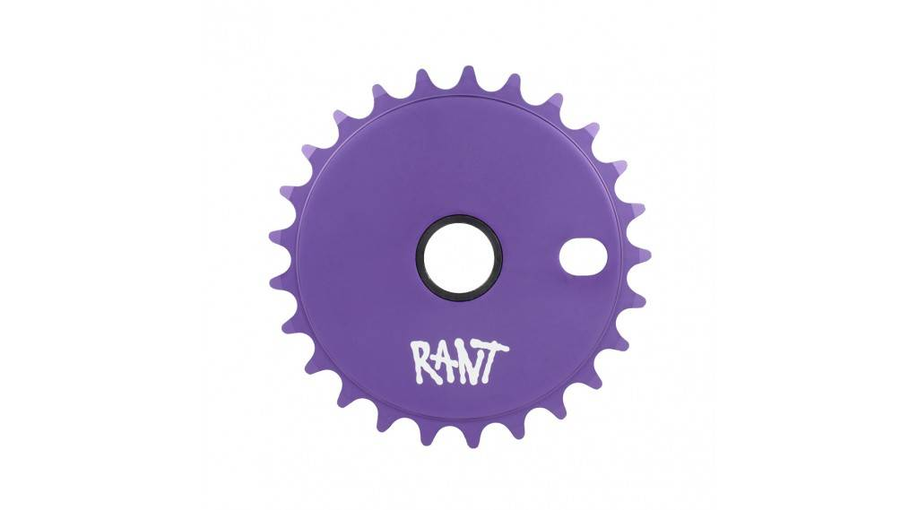 Rant Rant Stick 'Em 25T Purple Sprocket