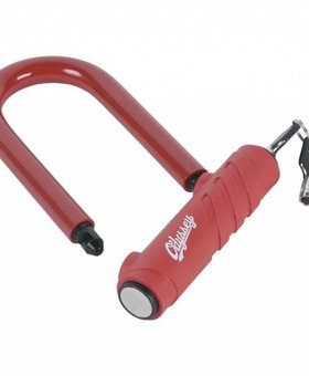 Odyssey Odyssey Slugger Aluminum Red U-Lock