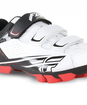Fly Racing Fly Racing Talon II White Shoes