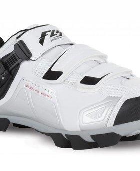 Fly Racing Fly Racing Talan RS White Shoes