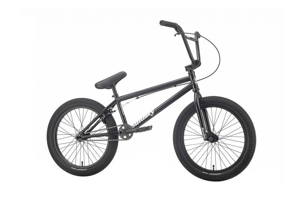 "Sunday 2019 Sunday Primer 21"" Black Bike"