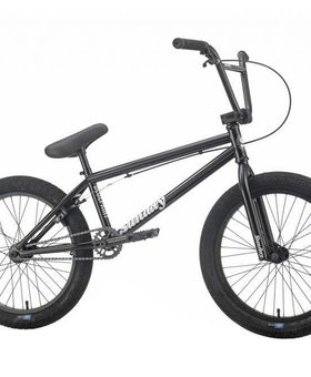 "Sunday 2019 Sunday Blueprint 20.5"" Black Bike"