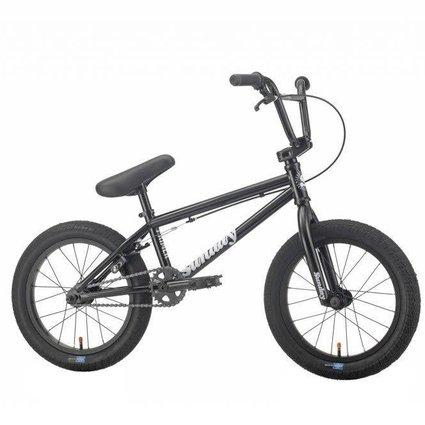 "Sunday 2019 Sunday Primer 16"" Black Bike"