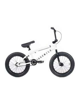 "Cult 2019 Cult Juvenile 16"" B White Bike"