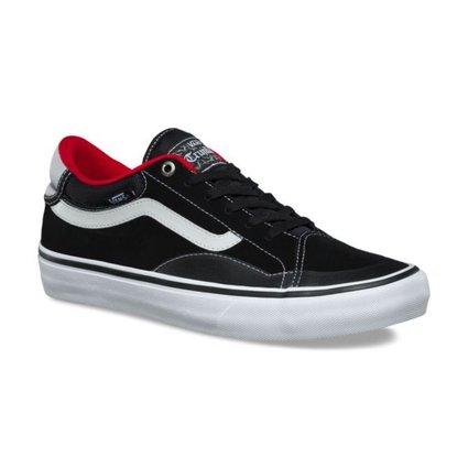 Vans Vans TNT Advanced Prototype Black/White/Red Shoes