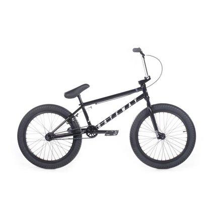 Cult 2019 Cult Gateway Jr A Black Bike