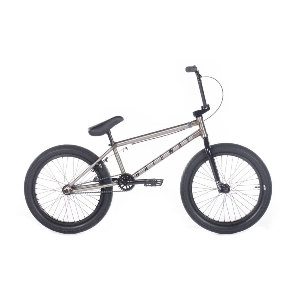 Cult 2019 Cult Gateway D Raw Bike