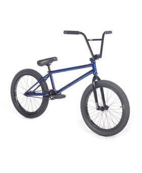 Cult 2019 Cult Control B Trans Blue Bike