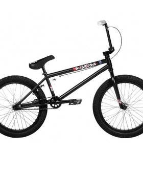 Subrosa 2019 Subrosa Sono Satin Black Bike