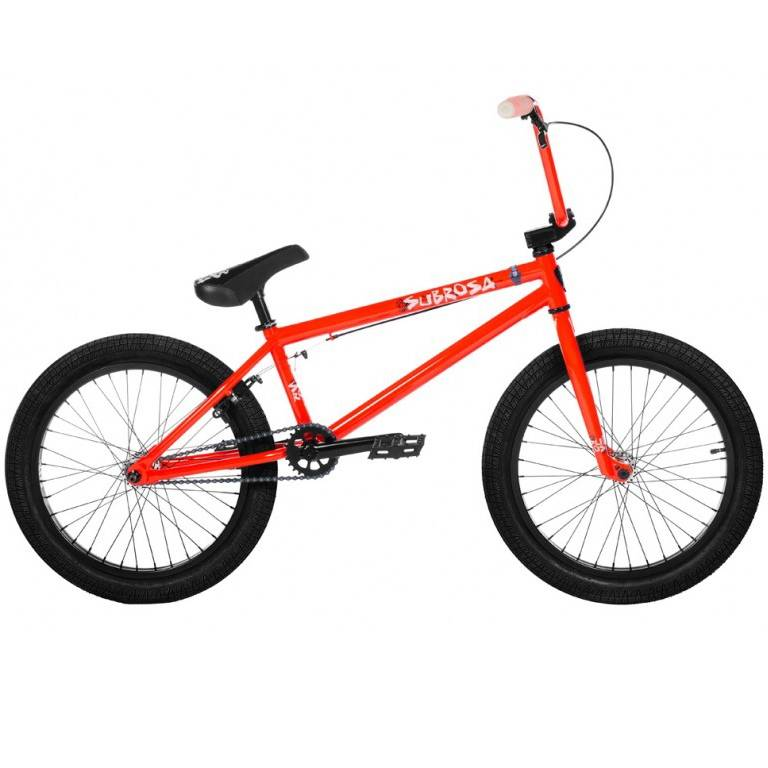Subrosa 2019 Subrosa Sono XL Fury Red Bike