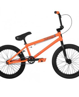 "Subrosa 2019 Subrosa Tiro 18"" Combat Orange Bike"