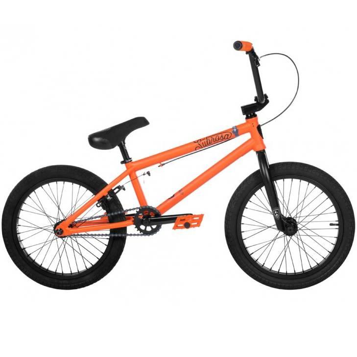 "Subrosa 2019 Subrosa Tiro 18"" Combat Orange Bike"