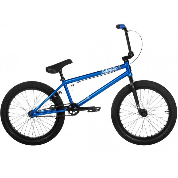 Subrosa 2019 Subrosa Tiro Satin Luster Blue Bike