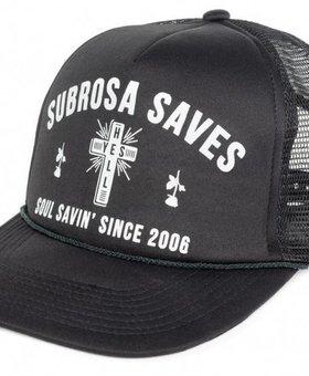 Subrosa Subrosa Soul Saver Trucker Hat