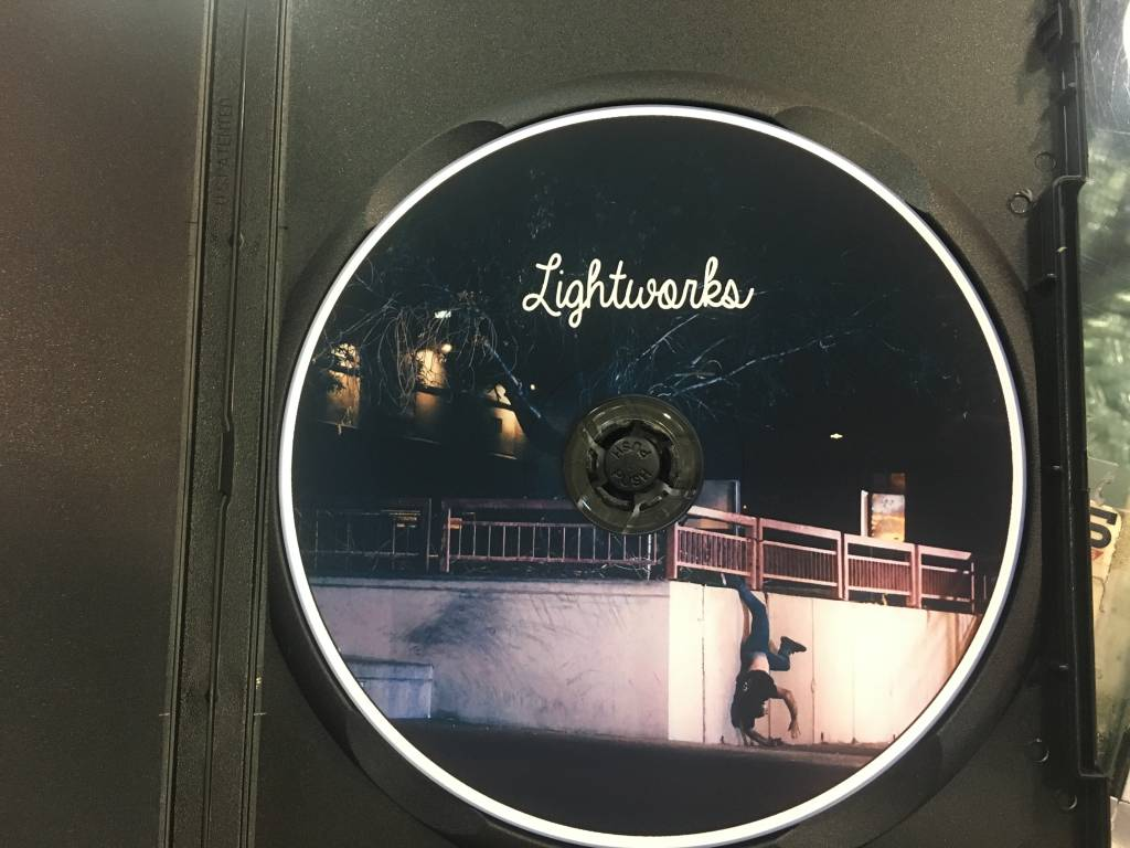 Lightworks DVD