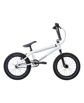 """Fit 2019 Fit Misfit 16"""" Brushed Aluminum Bike 16.5"""""""