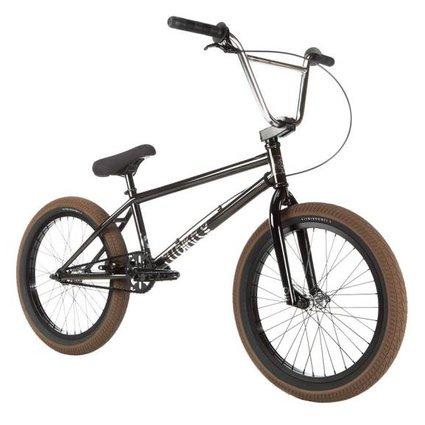 """Fit 2019 Fit Trail Harti Trans Black Bike 21.25"""""""