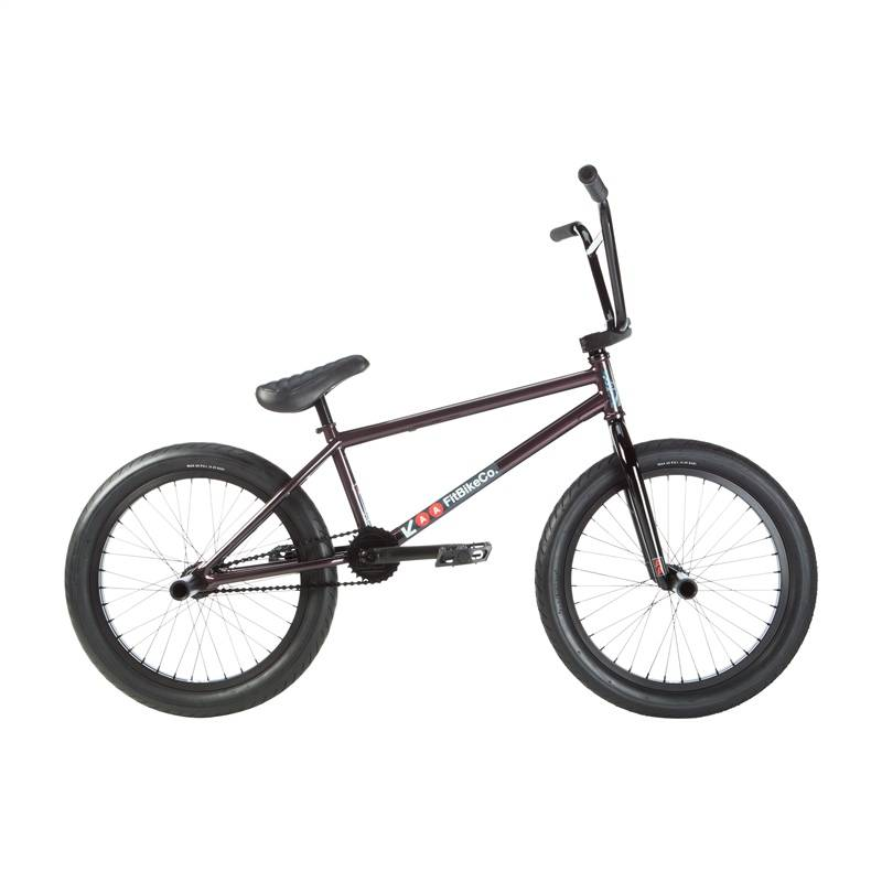 """Fit 2019 Fit Augie Freecoaster Sunset Purple Bike 20.5"""""""