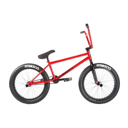 """Fit 2019 Fit Corriere Freecoaster Bright Red Bike 20.5"""""""