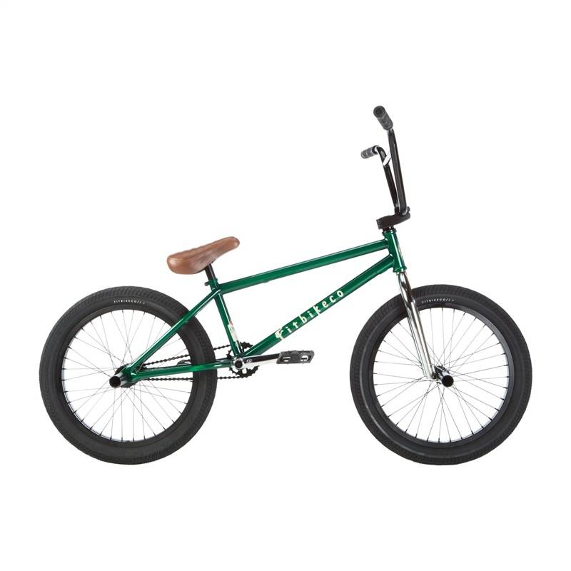 "Fit 2019 Fit Hango Trans Green Bike 21"""