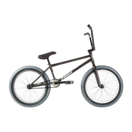 "Fit 2019 Fit Long Trans Black Bike 20.75"""