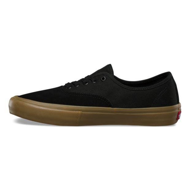 Vans Vans Authentic Pro Black/Gum Shoes