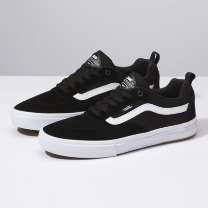 Vans Vans Kyle Walker Pro Black/White Shoes