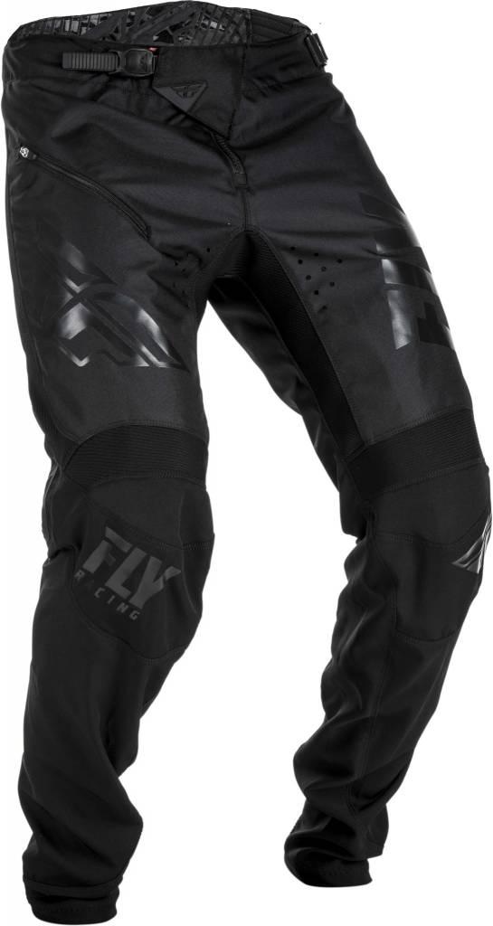 Fly Racing 2019 Fly Racing Kinetic Shield Adult Black Pants