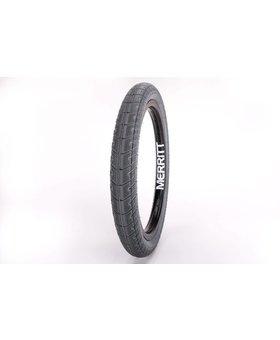 "Merritt 20X2.35"" Merritt FT1 Brian Foster Gunmetal Tire"