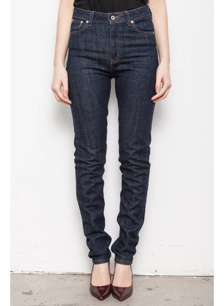Naked & Famous JEANS TAILLE HAUTE JAMBES ÉTROITES