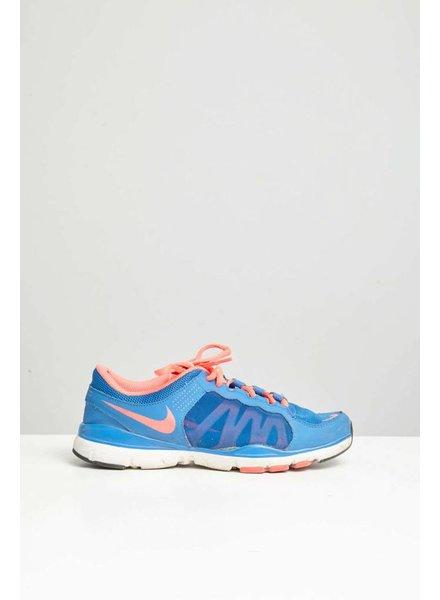 Nike ESPADRILLES BLEU ET ROSE