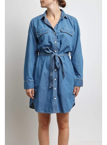 Banana Republic ROBE EN DENIM