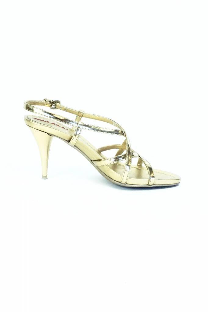 Sandales Dorées Prada n6vrR4