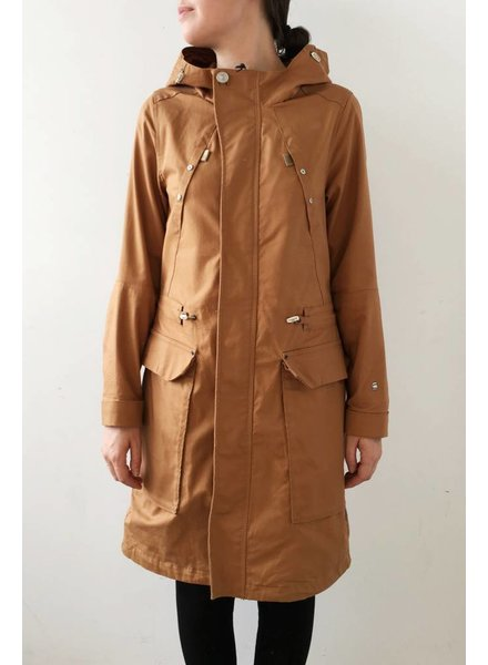 G-Star COUPE-VENT CAMEL LONG