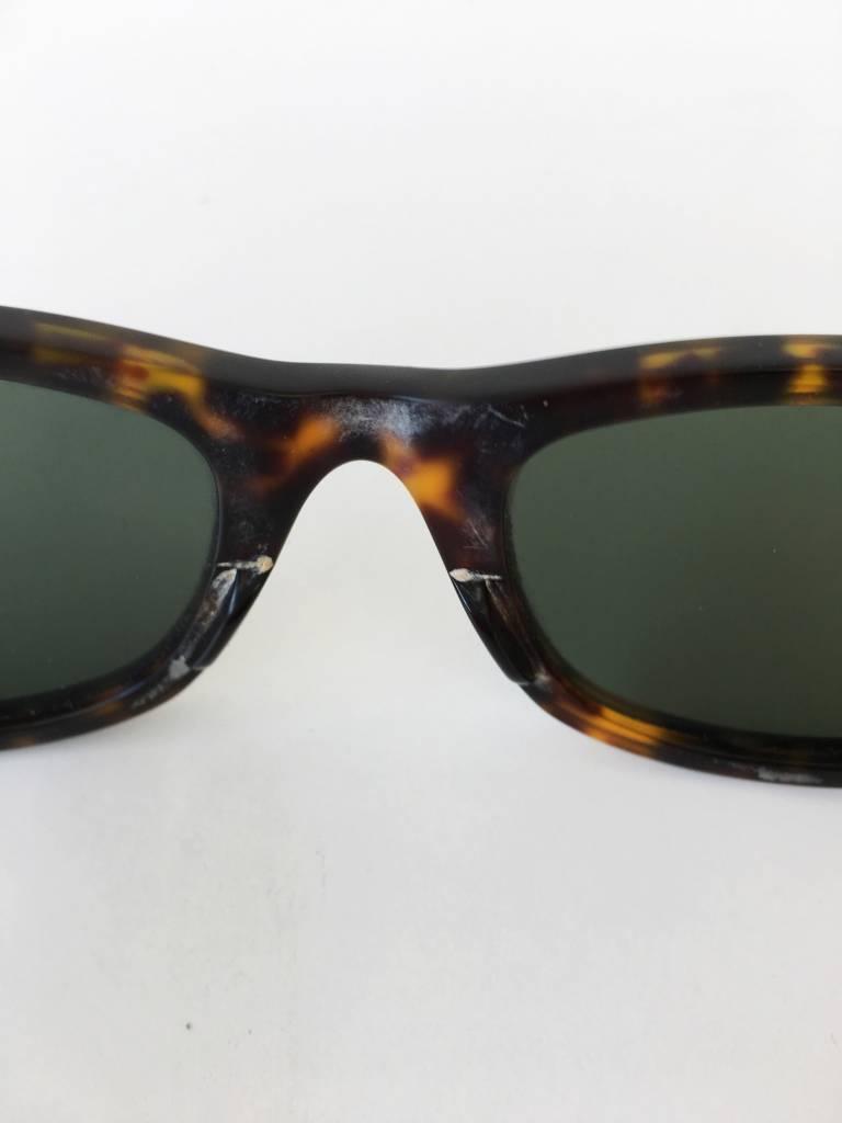 Assez Lunettes de soleil écailles de tortue - Ray Ban - Deuxième Édition SZ82