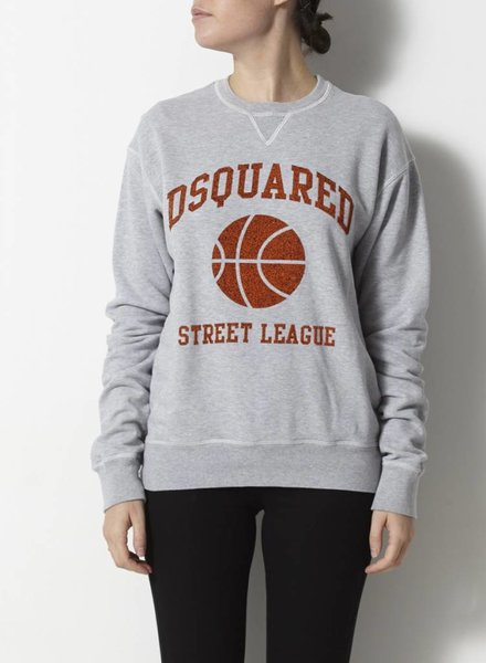 DSQUARED2 PULL OUATÉ BASKETBALL