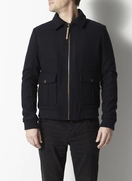 Do Rego & Novoa MANTEAU COURT MARINE