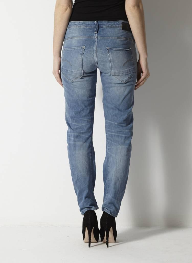 G-Star Jeans boyfriend pâle délavé