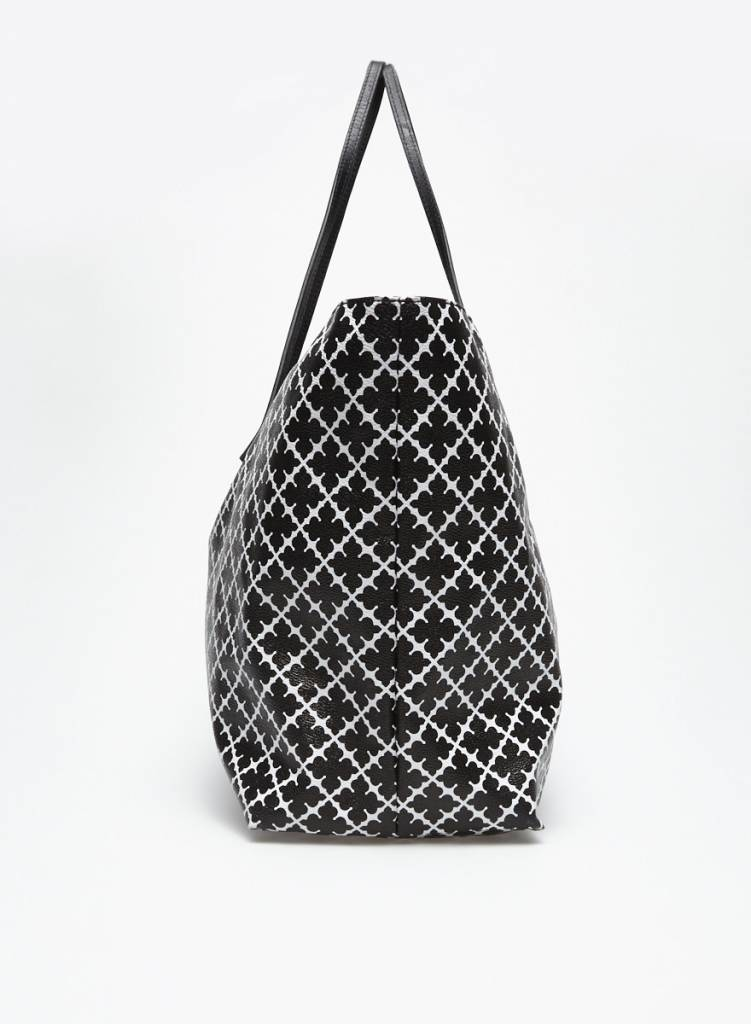 By Malene Birger Cabas XXL motifs géométriques