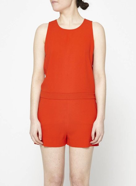 Babaton COMBI-SHORT ROUGE-ORANGE