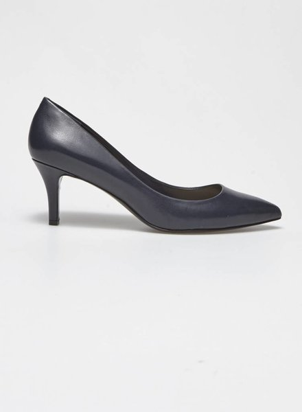 Nine West ESCARPINS MARINE EN CUIR