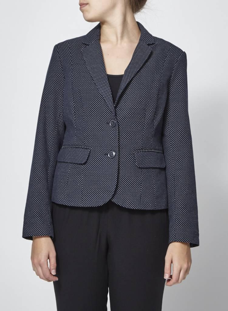 Cynthia Rowley Solde - Veston marine à pois