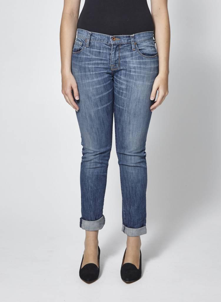 Baldwin Jeans bleu ajusté effet délavé