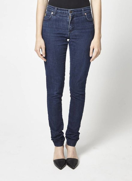 Second Yoga Jeans JEANS BLEU SKINNY